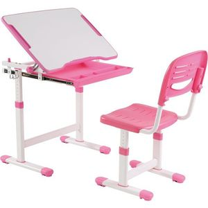 AlzaErgo Table ETJ100 rózsaszín kép
