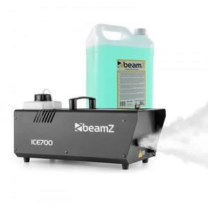 Beamz ICE700, jeges ködgép, ködfolyadékkal, 700 W, 0, 4 l kép