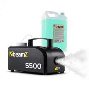 Beamz S500 New Edition, ködgép, mellékelve ködfolyadék, 500 W, 50 m³/perc kép