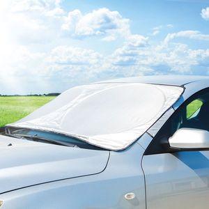 Autós szélvédőtakaró / jegesedésgátló - 150 x 70 cm kép