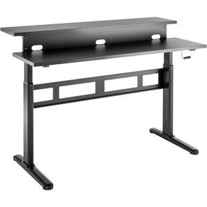 AlzaErgo Table ET3.1 fekete kép