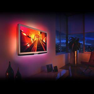 """LED szalag szett - TV háttérvilágítás 32-42"""" kép"""