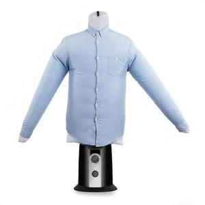 OneConcept Shirtbutler, automata szárítógép ingre, 850 W, 2 az 1-ben, 65 °C-ig kép