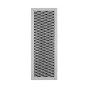 Klarstein Kombinált szűrő páraelszívóba, 27, 5 x 10, 2 cm, pótszűrő, tartozék, alumínium kép