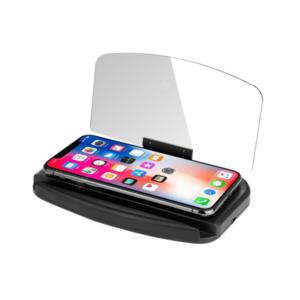 Head Up Display kijelző okostelefonokhoz, NFC töltéssel kép