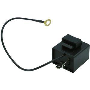 Megszakító 303 LED irányjelző 3pin kép