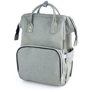 CANPOL BABIES LADY MUM pelenkázó hátizsák - szürke kép