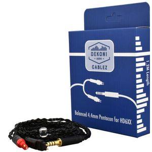 Dekoni Audio Fejhallgató kábel kép