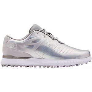 Under Armour UA W Charged Breathe SL Womens Golf Shoes White/Metallic Silver US 5, 5 kép