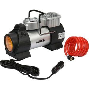 YATO kompresszor LED lámpával 180W kép