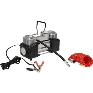 YATO kompresszor LED lámpával 250W kép