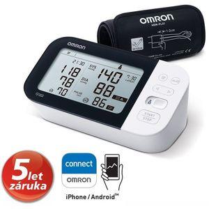 Omron M7 Intelli IT AFIB digitális vérnyomásmérő okos bluetooth csatlakozással az omron connect-hez kép
