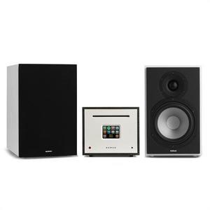 Numan Unison Reference 802, All-in-One sztereó rendszer, 2 hangfallal + borítóval kép
