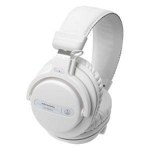 Audio-Technica ATH-PRO5X WH DJ fejhallgató kép