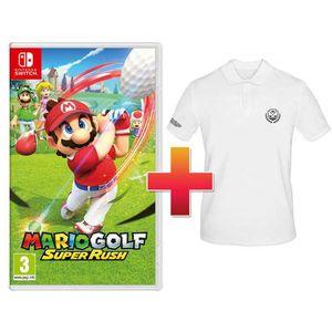 Mario Golf: Super Rush Nintendo Switch kép