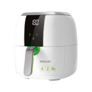 Sencor SFR 5320WH forrólevegős fritőz, fehér (41005951) kép