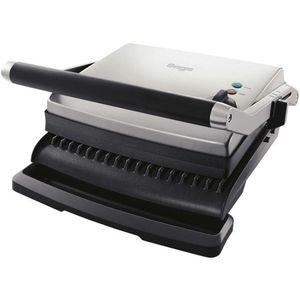 Sage BGR200BSS The Adjusta Grill and Press kontakt grill (41006998) kép
