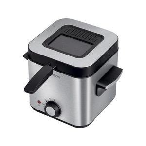 Sencor SFR 6200SS fritőz, inox (41010146) kép