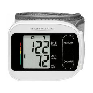 ProfiCare PC-BMG 3018 csuklós vérnyomásmérő, fehér kép