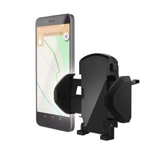 HAMA andquot;ESSENTIALandquot; univerzális autós mobil tartó szellőzőrácshoz (178250) Fekete kép
