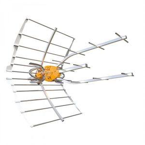 TV antenna 2 TV Televízióhoz ELLIPSE BOSS + tápegység, LTE 700, 5G Ready kép