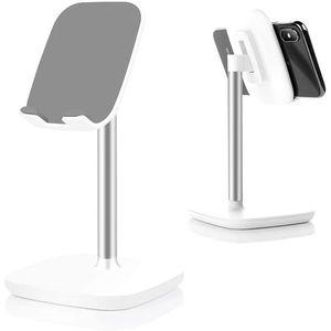 Asztali Telefontartó Állvány Fehér kép