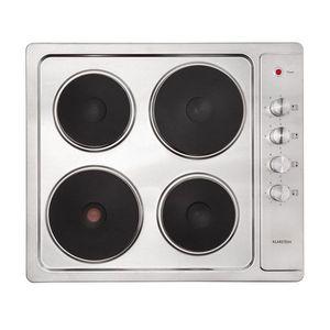 Klarstein Appetito 4, elektromos főzőlap, 4 lap, 6 teljesítményfokozat, 5500 W, rozsdamentes acél kép