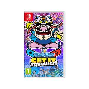 WarioWare: Get It Together! Nintendo Switch kép