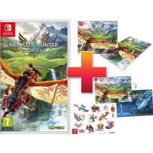 Monster Hunter Stories 2: Wings of Ruin Nintendo Switch kép