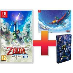 The Legend of Zelda: Skyward Sword HD Nintendo Switch kép