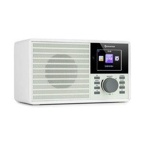 """Auna IR-160 SE, internetes rádió, WLAN, USB, 2, 8"""" HCC kijelző, AirMusic alkalmazás kép"""
