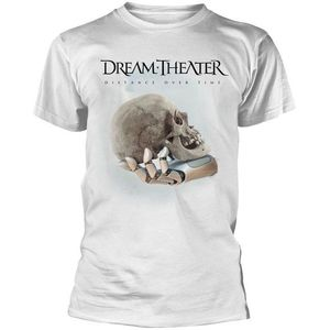 Dream Theater Ing Distance Over Time Cover Fehér M kép