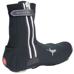 Sealskinz All Weather LED Cycle Overshoes Black M kép