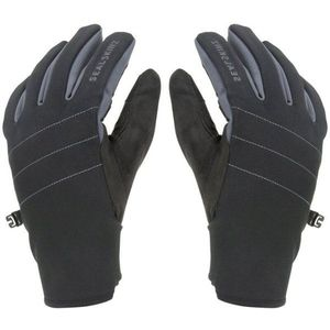 Sealskinz Waterproof All Weather Gloves with Fusion Control Black/Grey M kép