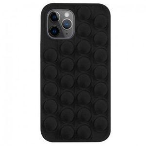 Apple iPhone 11 Pro szilikon tok fekete kép