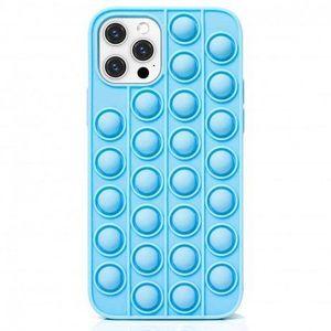 Apple iPhone 11 Pro szilikon tok kék színű kép