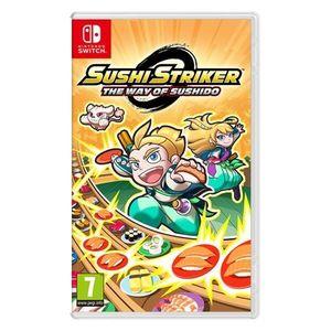 Sushi Striker: The Way of Sushido Nintendo Switch kép
