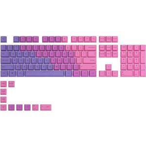 Glorious PC Gaming Race GPBT Keycaps - 114 PBT, ANSI, US-Layout, Nebula kép