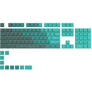 Glorious PC Gaming Race GPBT Keycaps - 114 PBT, ANSI, US-Layout, Rain Forest kép