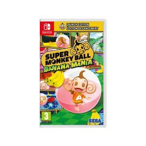 Super Monkey Ball: Banana Mania Nintendo Switch kép