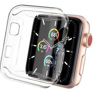 AhaStyle TPU tok az Apple Watch számára 42 MM, átlátszó, 2 db kép