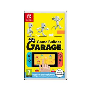 Game Builder Garage Nintendo Switch kép