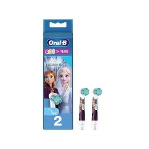 Oral-B EB10-2 Kids Frozen pótfej 2db (10PO010342) kép