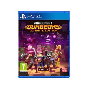 Minecraft Dungeons: Ultimate Edition PS4 kép