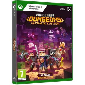 Minecraft Dungeons: Ultimate Edition - Xbox kép