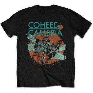 Coheed & Cambria Ing Dragonfly Fekete M kép
