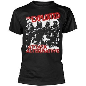 The Exploited Ing Attack Fekete M kép