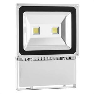 Lightcraft Alphalux, LED mesterséges világítás, 100 W, IP65, reflektor, hideg fehér, külső környezet, szürke kép
