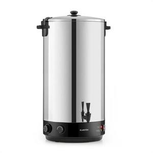 Klarstein KonfiStar 60, befőző automata, tároló meleg italokra, 2500 W, 60 l, 110 °C, 120 perc, nemesacél kép
