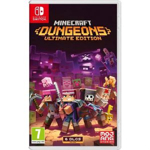 Minecraft Dungeons: Ultimate Edition - Nintendo Switch kép
